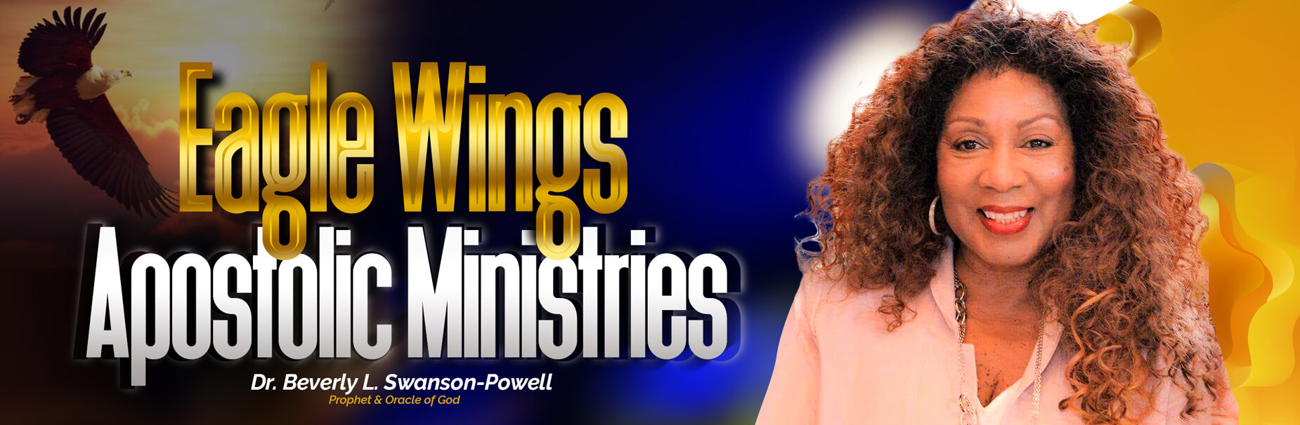 Eagle Wings Apostolic Ministries Banner